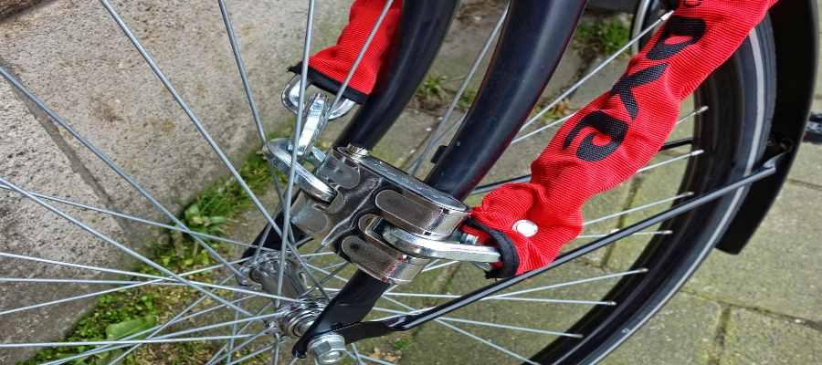 Fahrradschloss online kaufen